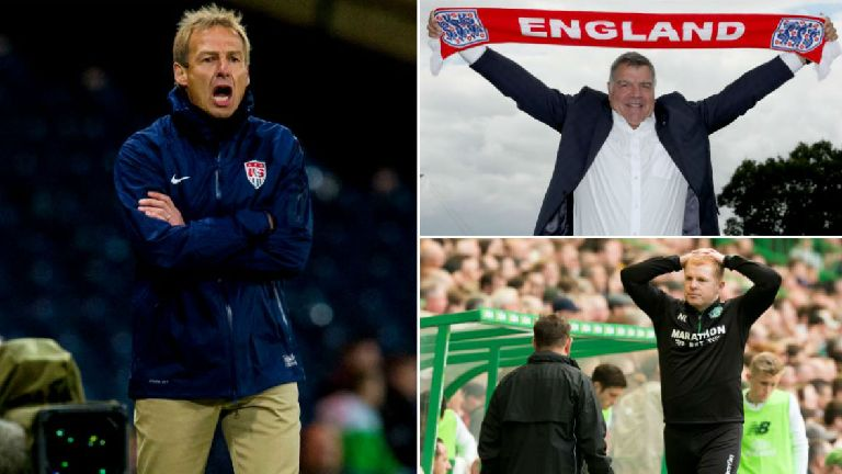 Who is in the frame to take over as new Scotland boss?