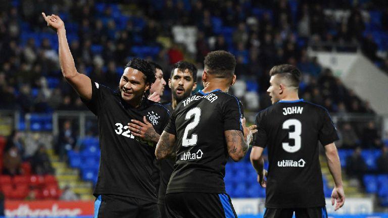 Caixinha labels Rangers' display best of his tenure