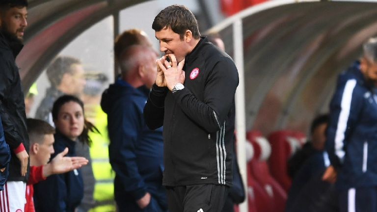 Canning bemoans individual errors as Accies lose in derby