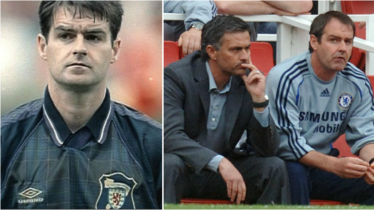 Steve Clarke: Chelsea legend's long journey back to Ayrshire