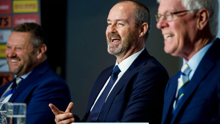 New boss Steve Clarke says Kilmarnock are top six side