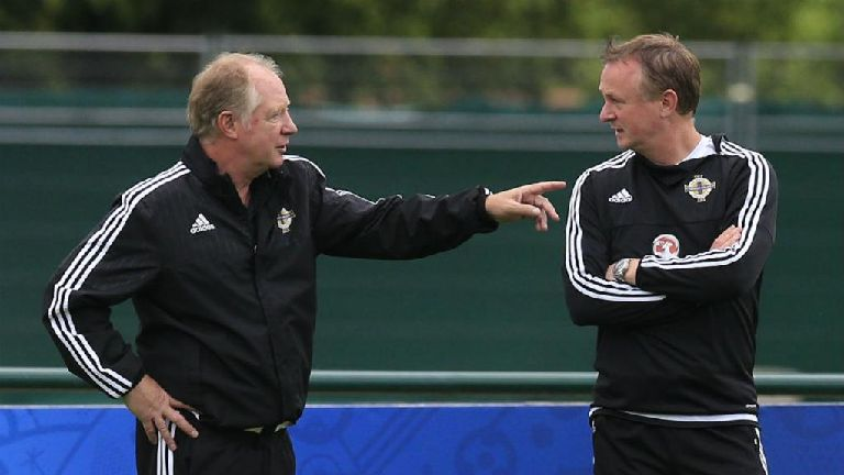 NI assistant: Why would Michael O'Neill want Scotland job?
