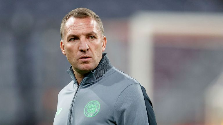Celtic are in Munich to score goals says Brendan Rodgers
