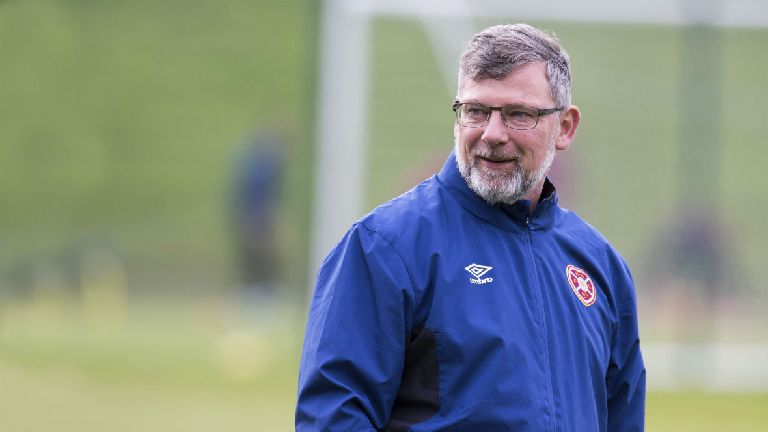 Craig Levein: Hearts' young players won't let me down