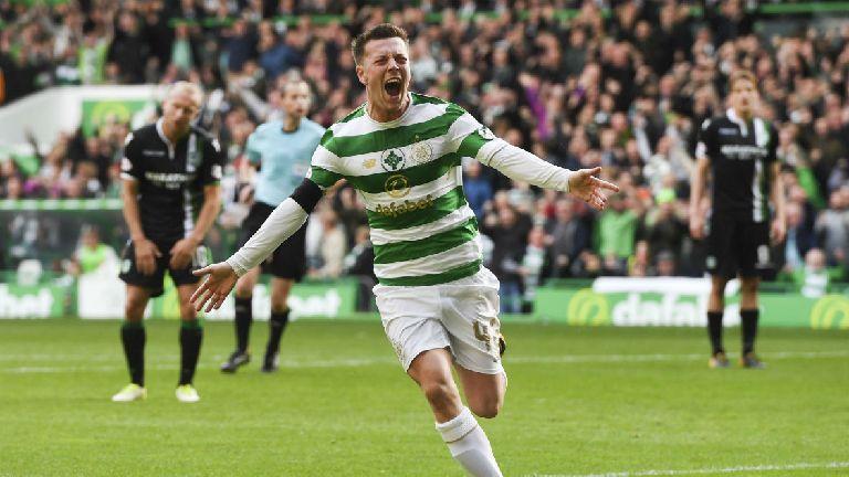 McGregor: Fear of unbeaten run ending inspires Celtic