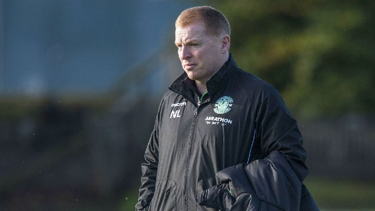 Neil Lennon: It's a good time for Hibs to face Celtic