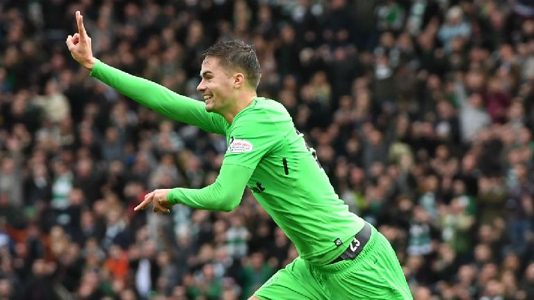 Celtic reach League Cup final with 4-2 win over Hibs