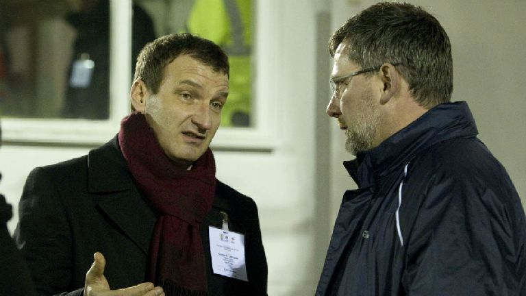 Andrew Driver: Csaba Laszlo a good fit for Dundee United