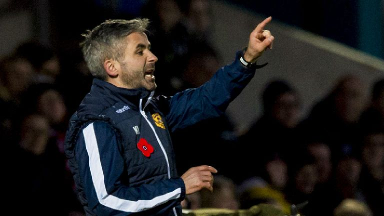 Lasley: Motherwell not distracted by final despite defeat