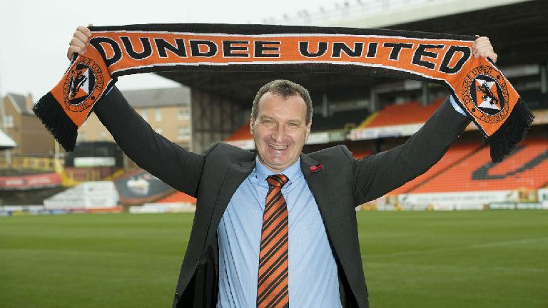 Csaba Laszlo: Lowdown as new Dundee United boss unveiled