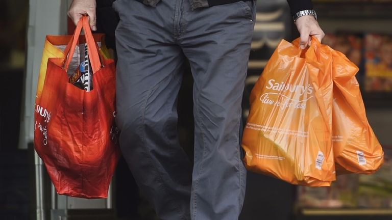 Sainsbury's profits fall 9% and sales growth slows