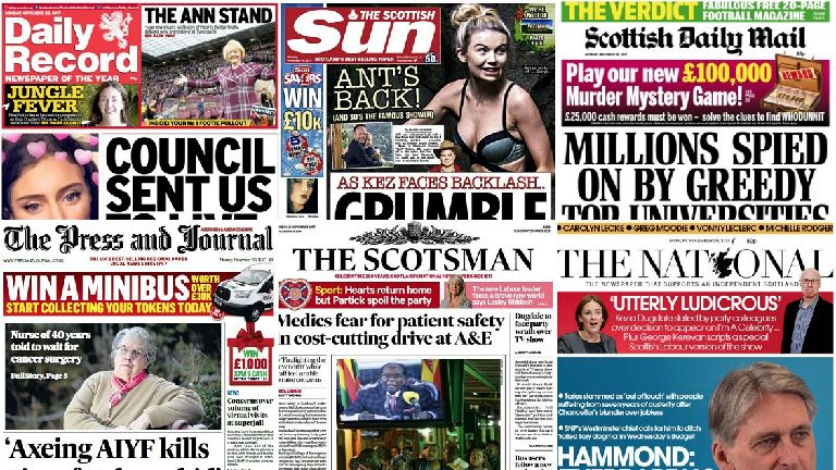 News Stand: Foster care abuse; Kezia in the jungle