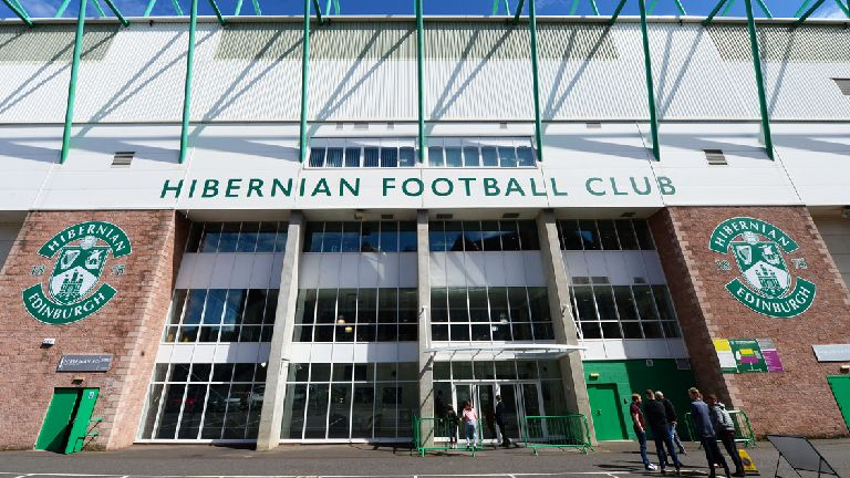 Hibernian miss financial target with £277,000 loss