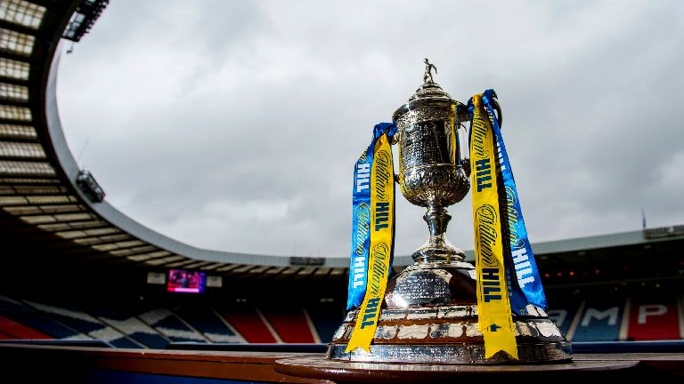 Hearts drawn to face Hibs in Scottish Cup fourth round