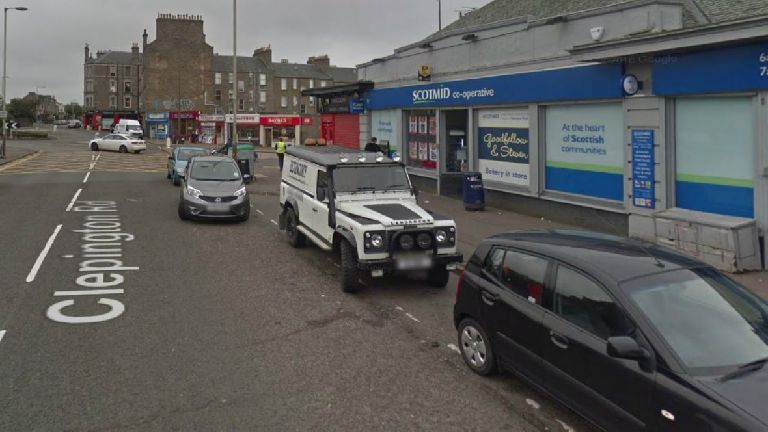 Woman injured after being hit by van outside Scotm