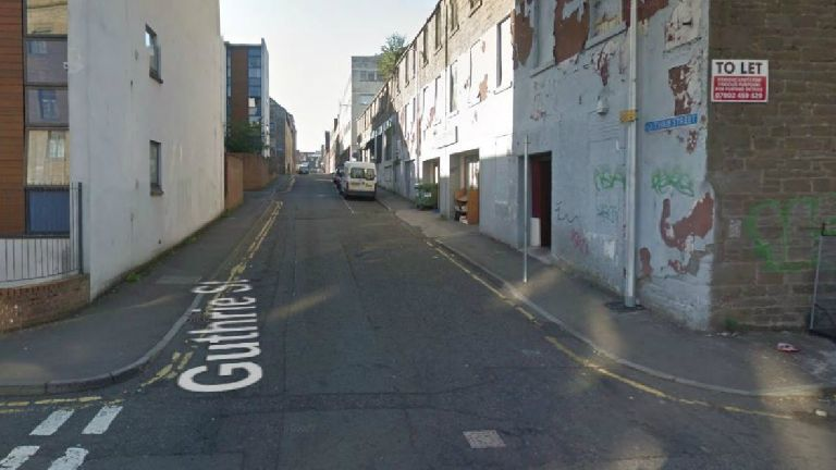 Woman raped in attack near student flats in Dundee