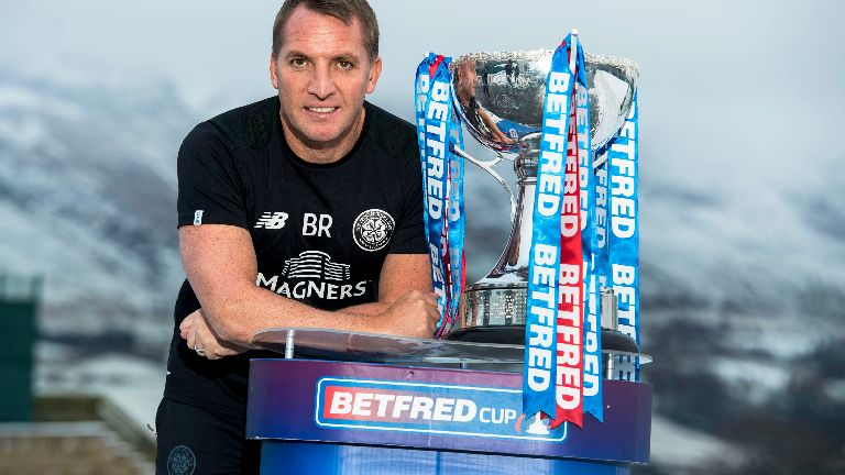 Brendan Rodgers: Hampden surface suits expansive style