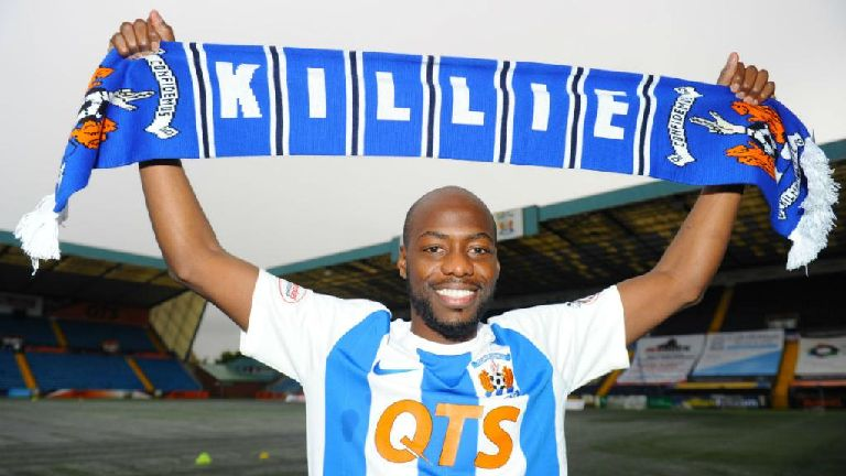 Mulumbu 'didn't have to think twice' about Killie move