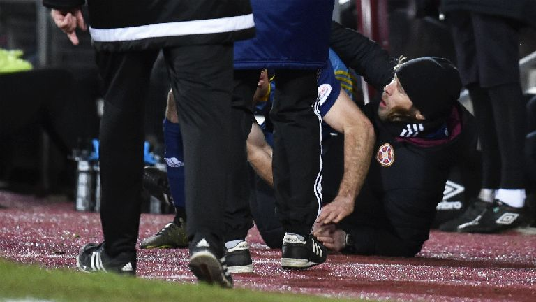 No further action to be taken against Levein and MacPhee
