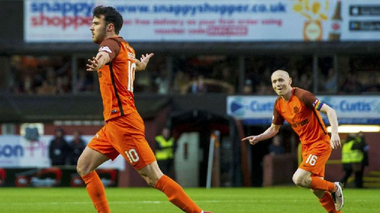 Csaba Laszlo: Scott Fraser should have scored four