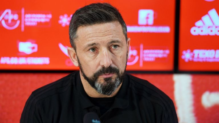 Derek McInnes: 'I wasn't prepared to walk away jus