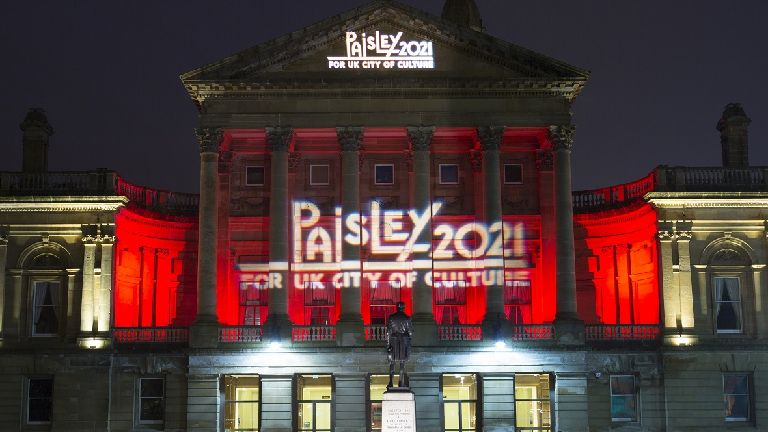 Paisley awaits UK City of Culture 2021 announcement