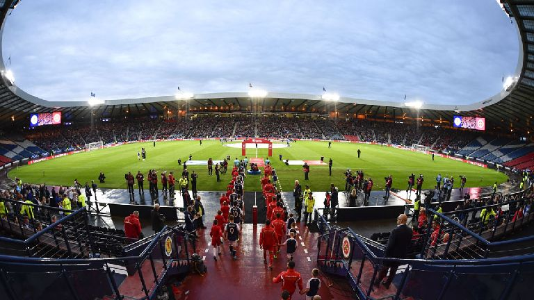 Hampden loses out on hosting opening match of Euro 2020