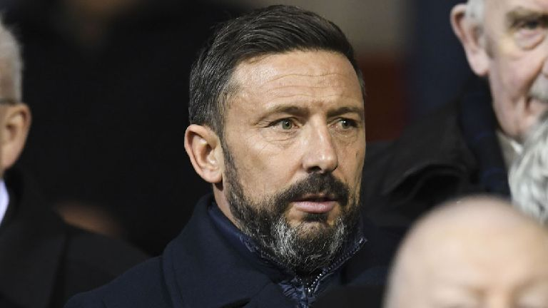 McInnes to miss Aberdeen training and media conference