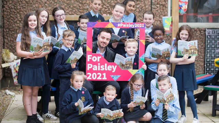 Paisley loses UK City of Culture 2021 bid to Coventry