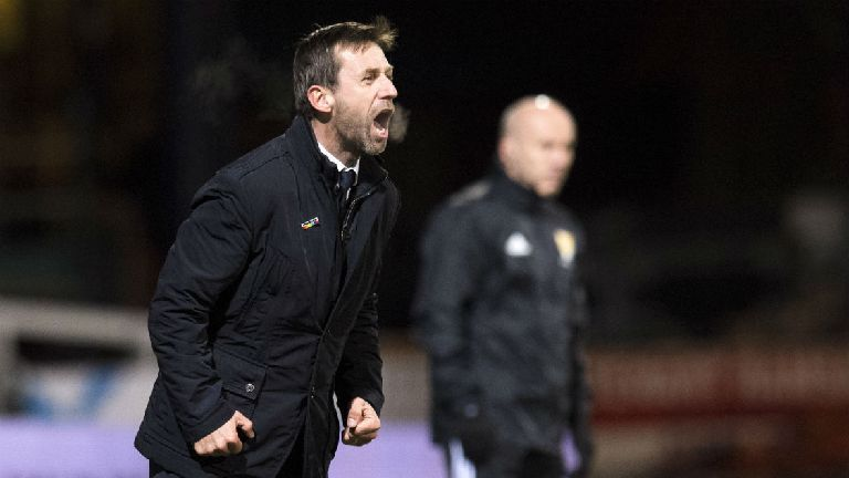 McCann: I'm not averse to my players having a dust-up