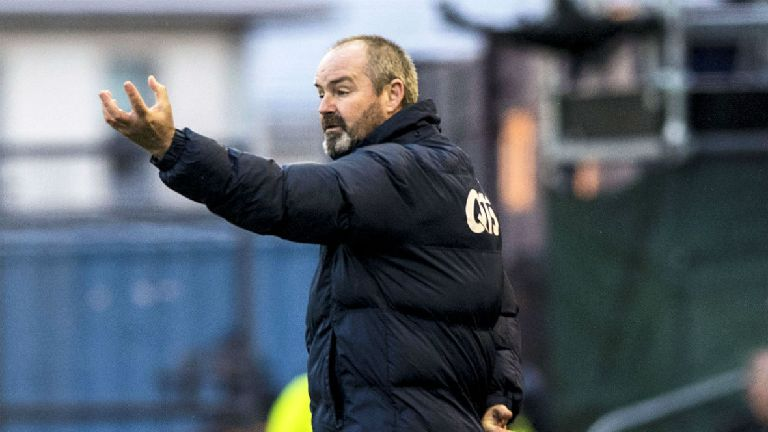 Relief for Steve Clarke as Kilmarnock end home 'hoodoo'