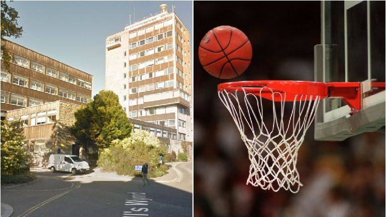 Student basketball players suspended over 'naked i