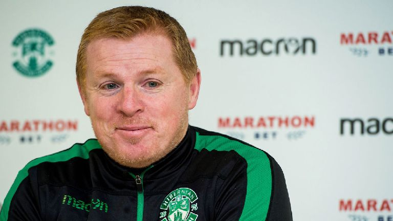 Neil Lennon: Rangers manager situation is 'peculiar'