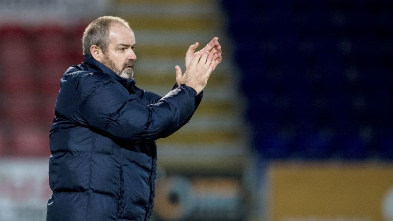 Clarke hails players as Kilmarnock fight back to draw