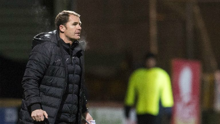 Archibald relieved as Thistle edge win over Motherwell