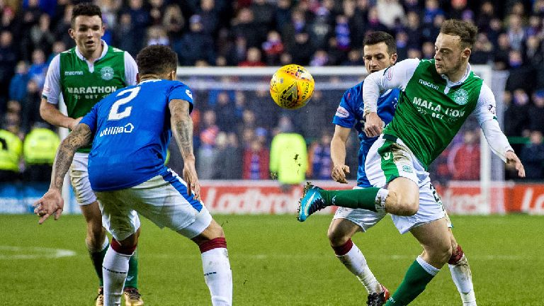 Hibs winger: I'd rather get beaten 4-0 than lose like that
