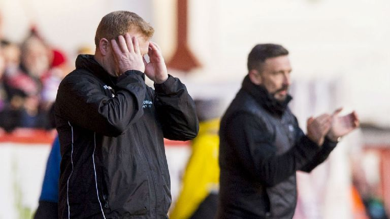 Neil Lennon: Cowdenbeath would have beaten Hibs to
