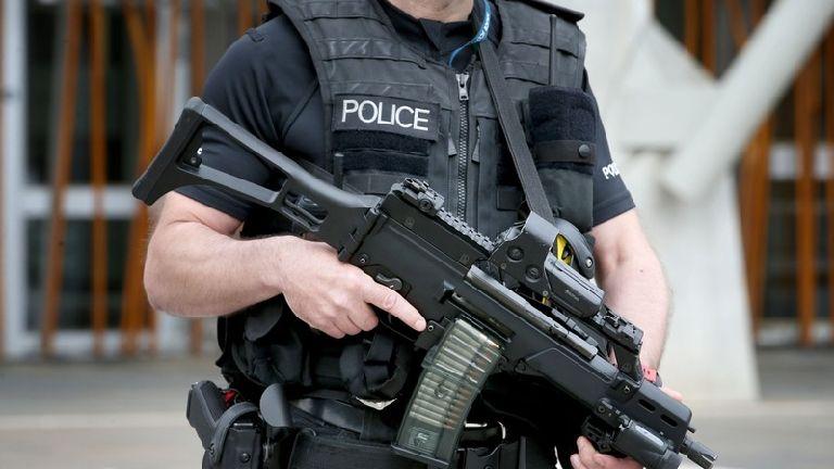 Police arrest four suspected of plotting terror at