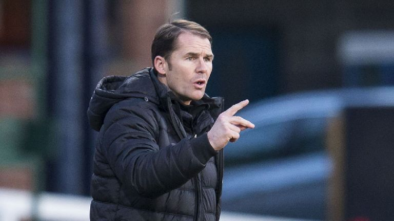 Alan Archibald: Hard work can combat Celtic backlash