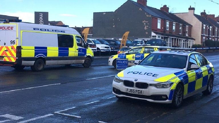 Bomb squad called in 'after Islamist terror plot f
