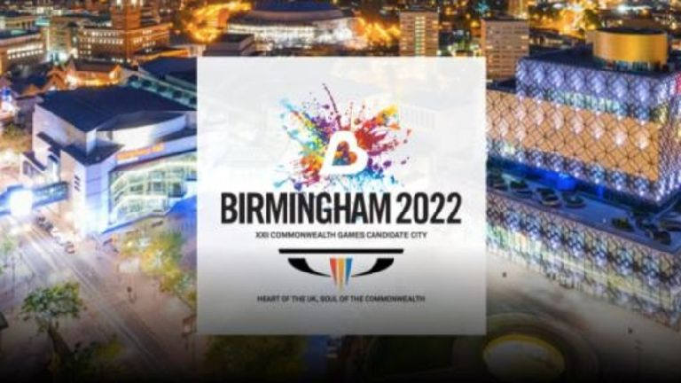 Birmingham named as Commonwealth Games hosts in 20