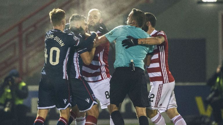 Coyle: Ross County showed restraint amid Hamilton punches