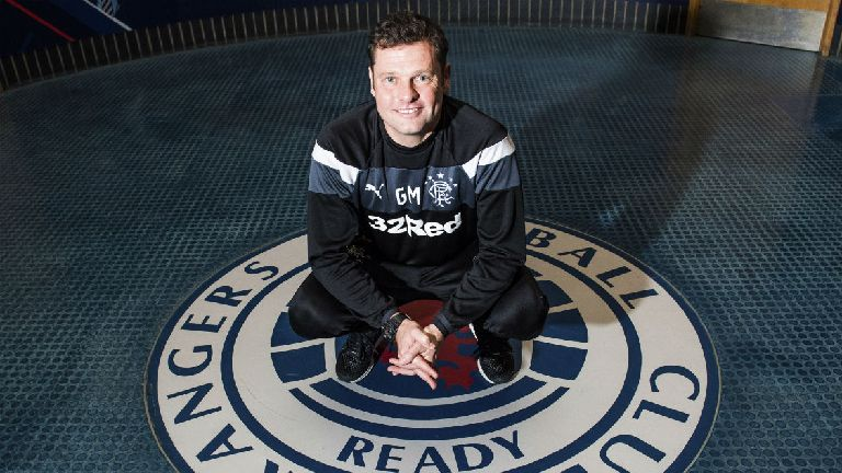 Rangers boss Murty aims to make himself irreplaceable