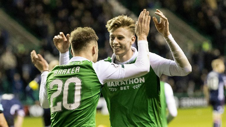 Lennon: Hibs have been crying out for a player like Shaw