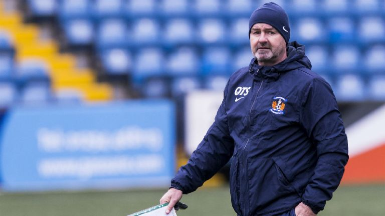 Steve Clarke given three-match ban for blast at referee