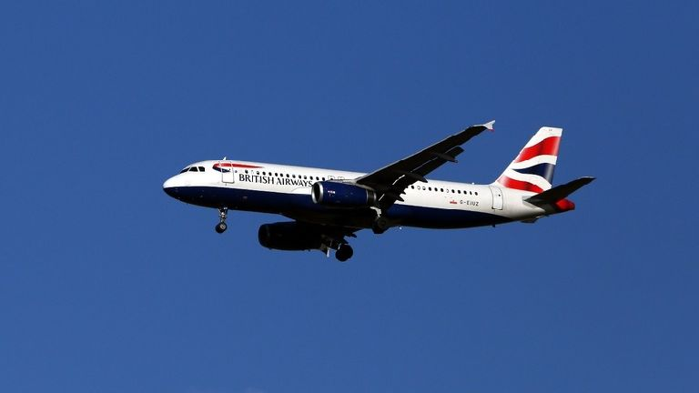 Non-reclining seats to be introduced by British Airways