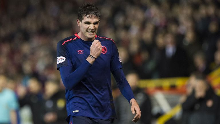Lafferty to miss Edinburgh derby after losing appeal