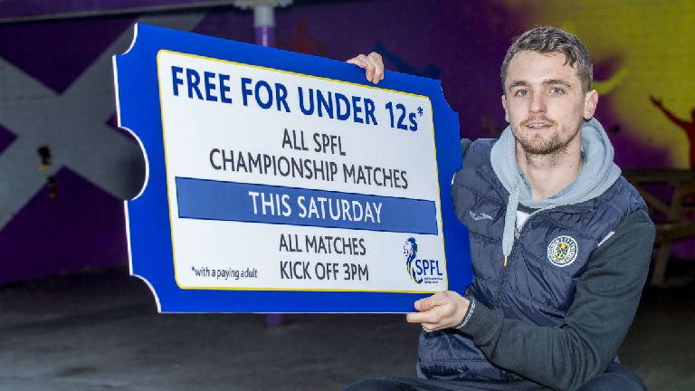 McGinn: Contract talks on hold as Saints chase promotion