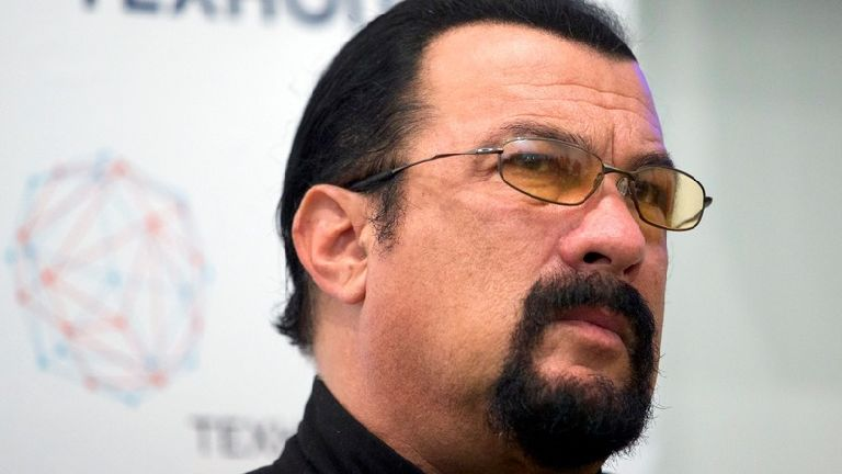 Steven Seagal investigated over alleged sexual assault