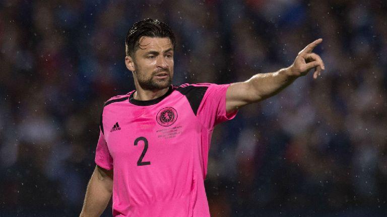 Rangers sign Scotland international Russell Martin